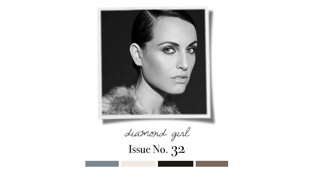 Lauren Craft Introducing 1 on The Fashion Informer:graphic design by K Sarna