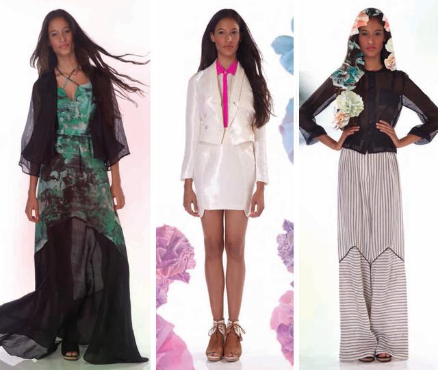 Gretchen Jones Introducing.3 on The Fashion Informer:graphic by K Sarna