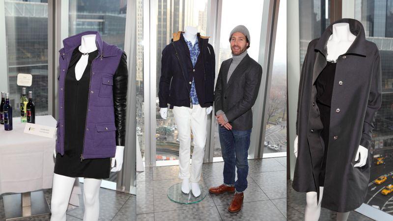 Ecco Domani Fashion Foundation designs 2013 on The Fashion Informer