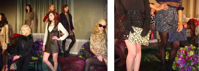 4. WHIT Fall 2013 presentation on The Fashion Informer by Lauren David Peden