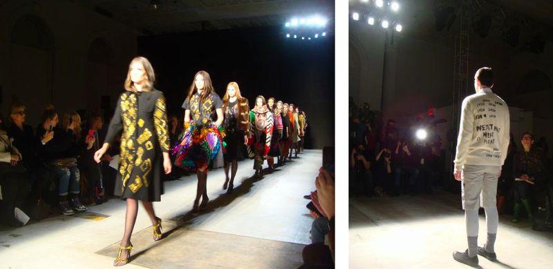 7. Libertine Fall 2013 finale 1 by The Fashion Informer:Lauren David Peden