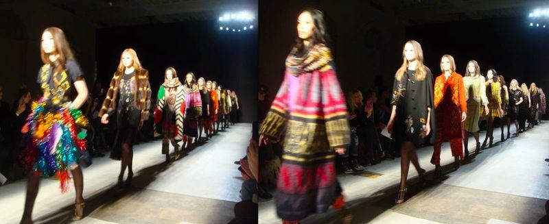 8. Libertine fall 2013 runway finale 2 by The Fashion Informer:Lauren David Peden