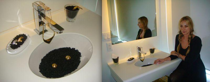 4. Jules Kim:Bijules jewelry in sink on The Fashion Informer:Lauren David Peden