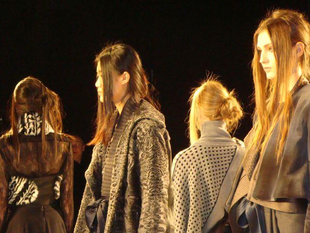 1. Brandon Sun fall 2013 hair by The Fashion Informer:Lauren David Peden