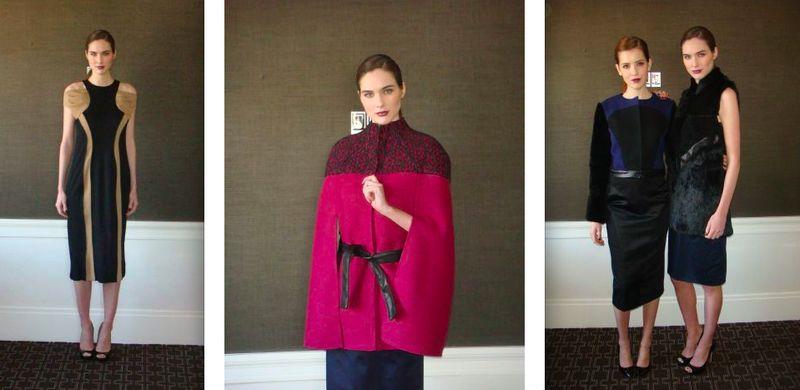 5. Zuzu Kim fall 2013.1 by The Fashion Informer:Lauren David Peden