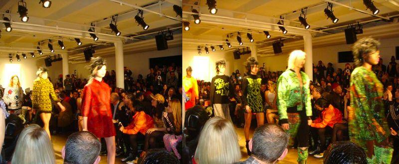 12. eremy Scott fall 2013 runway 1 by The Fashion Informer:Lauren David Peden