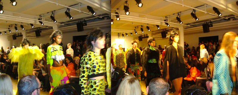13. Jeremy Scott fall 2013 runway 2 by The Fashion Informer:Lauren David Peden