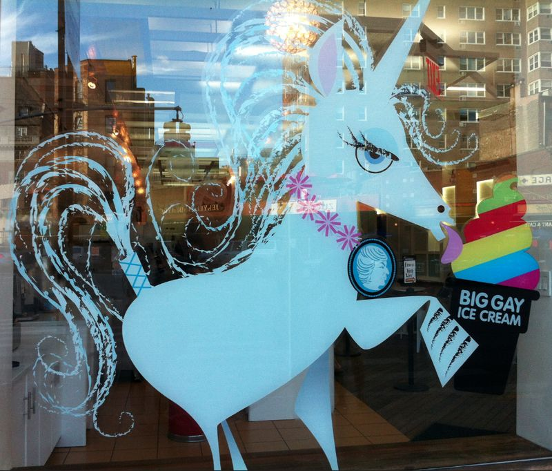 10. Big Gay Ice Cream by Lauren David Peden:The Fashion Informer