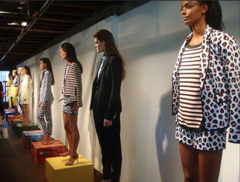 7. Veronica Beard spring 2014 by Lauren David Peden:The Fashion Informer