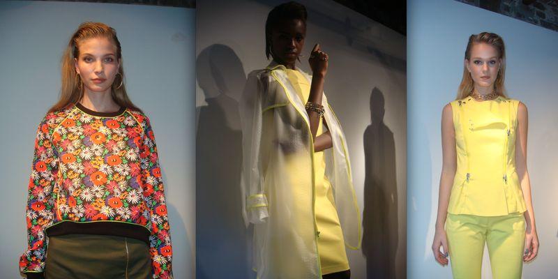 8. Veronica Beard spring 2014 2 by Lauren David Peden:The Fashion Informer