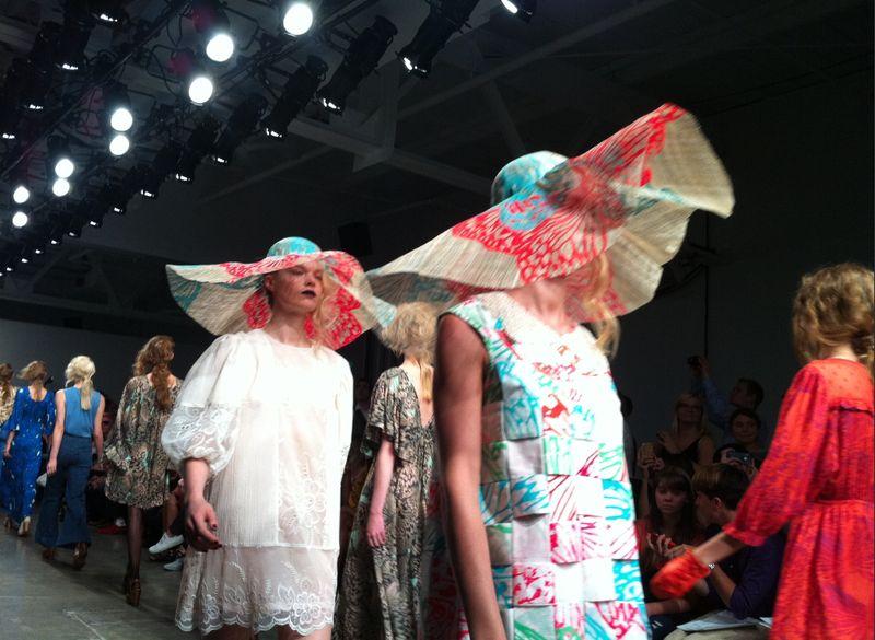 6. Ivana Helsinki spring 2014 finale by Lauren David Peden:The Fashion Informer