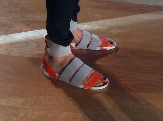 VPL spring 2014 shoes photographed by Lauren David Peden:The Fashion Informer