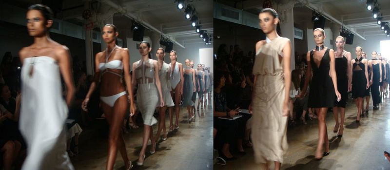 10. Cushnie et Ochs spring 2014 finale by Lauren David Peden:The Fashion Informer