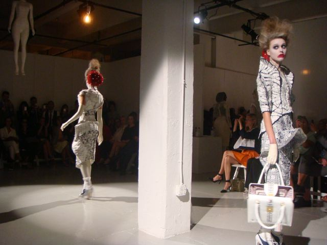 1. Thom Browne spring 2014 on The Fashion Informer