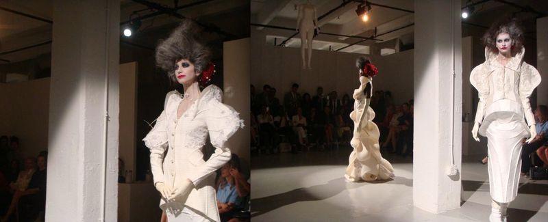 11. Thom Browne spring 2014 final looks by Lauren David Peden:The Fashion Informer