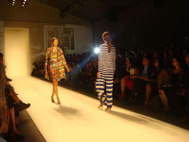 16. Libertine spring 2014 runway 1 by Lauren David Peden:The Fashion Informer