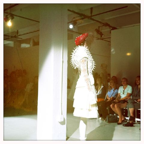 12. Thom Browne spring 2014 Hipstamatic by Lauren David Peden:The Fashion Informer