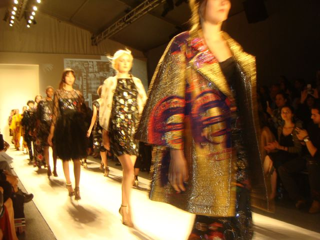 18. Libertine spring 2014 finale by Lauren David Peden:The Fashion Informer