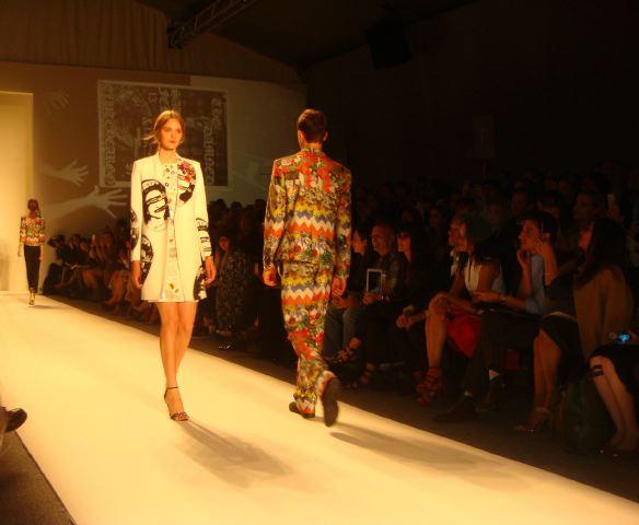 17. Libertine spring 2014 runway 2 by Lauren David Peden:The Fashion Informer