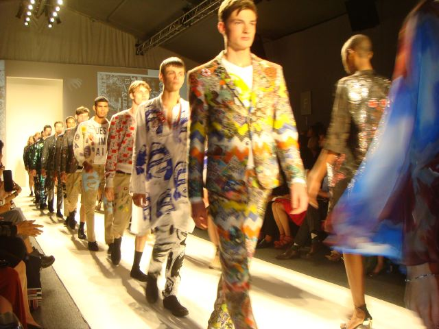 20. Libertine spirng 2014 finale 3 by Lauren David Peden:The Fashion Informer