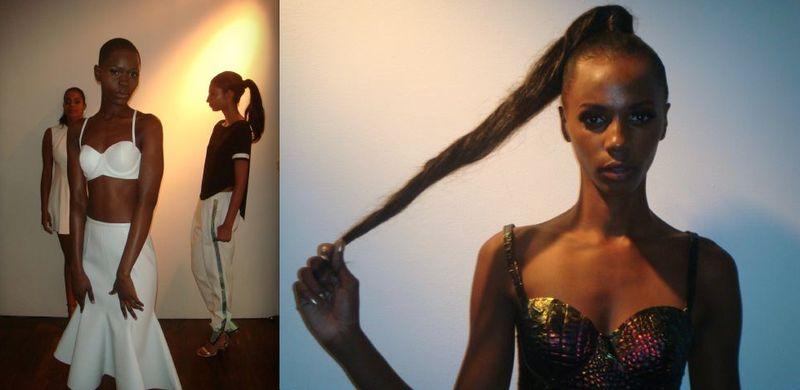 2. LaQuan Smith spring 2014 1 by Lauren David Peden:The Fashion Informer