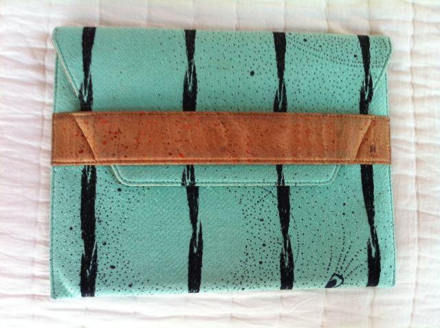 8. Koza spring 2014 iPad case by Lauren David Peden:The Fashion Informer