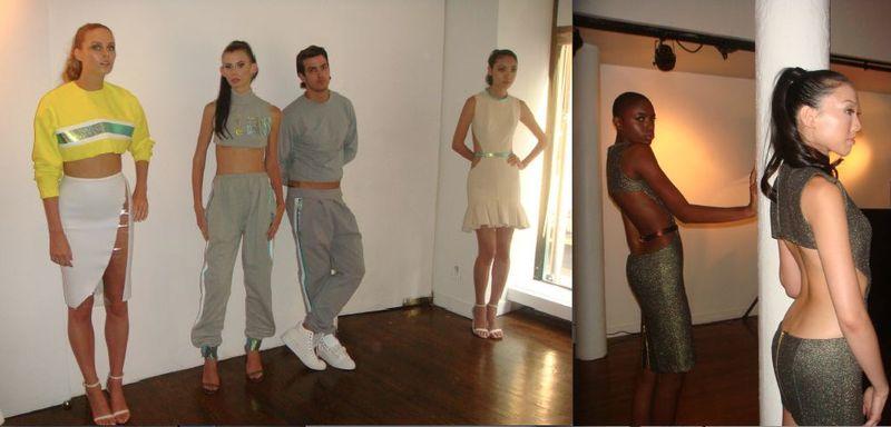 3. LaQuan Smith spring 2014 2 by Lauren David Peden:The Fashion Informer