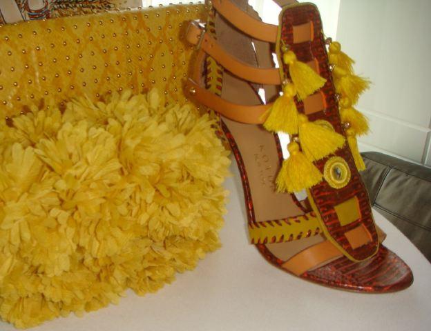 Fiona Kotur spring 2014 shoe on The Fashion Informer