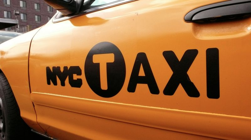 4a. NYC taxi by Noneck