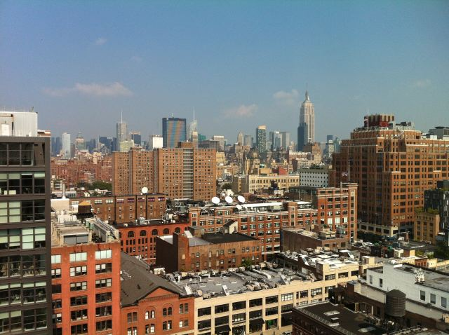 9a. The Standard Hotel-NYC view by Lauren David Peden:The Fashion Informer