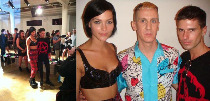 11. The MisShapes with Jeremy Scott spring 2014 by Lauren David Peden:The Fashion informer 2013