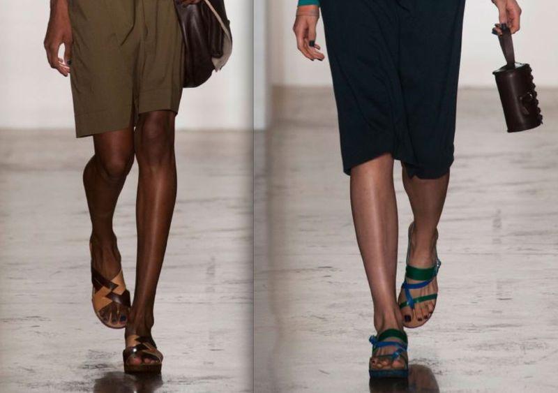 Costello Tagliapietra spring 2014 shoes on The Fashion Informer