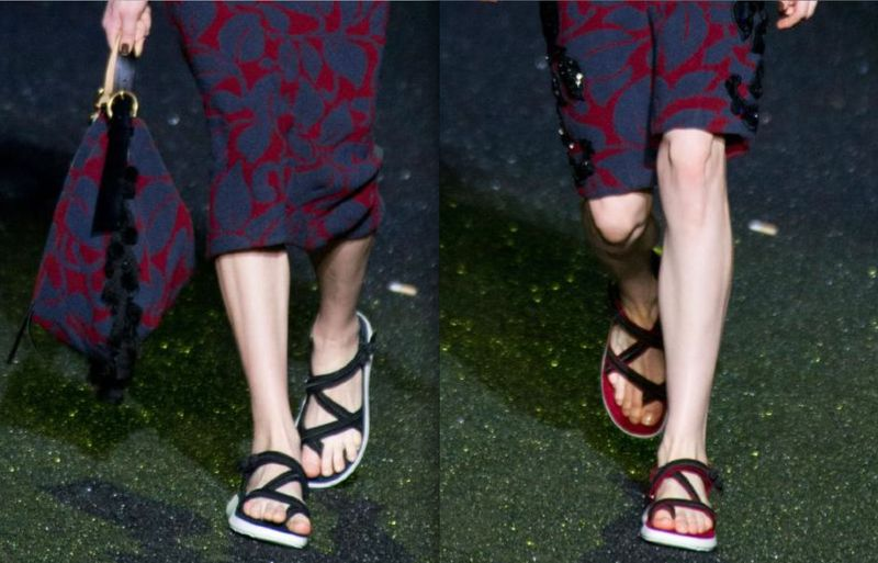 Marc Jacobs spring 2014 shoes on The Fashion Informer