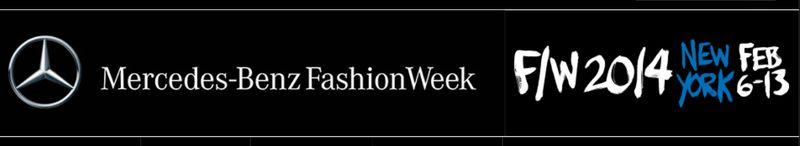 Mercedes-Benz fall 2014 Fashion Week on The Fashion Informer