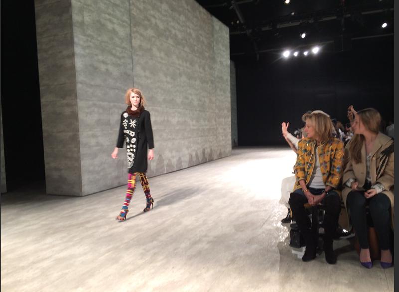 9. Libertine fall 2014 runway 1 by Lauren David Peden:The Fashion Informer
