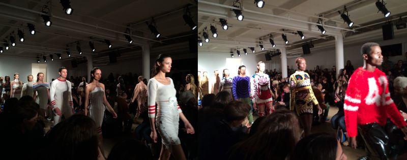 13. Jeremy Scott fall 2014 runway by Lauren David Peden:The Fashion Informer