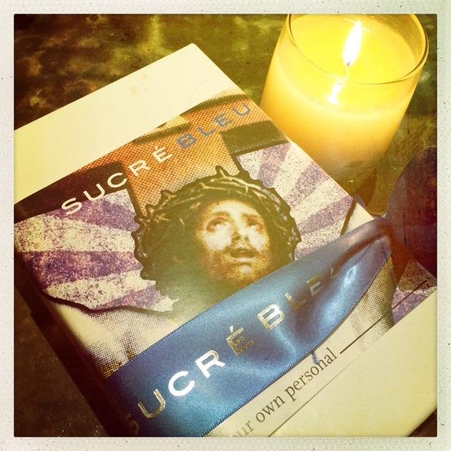 14. Sucre Bleu chocolate Jesus on The Fashion Informer