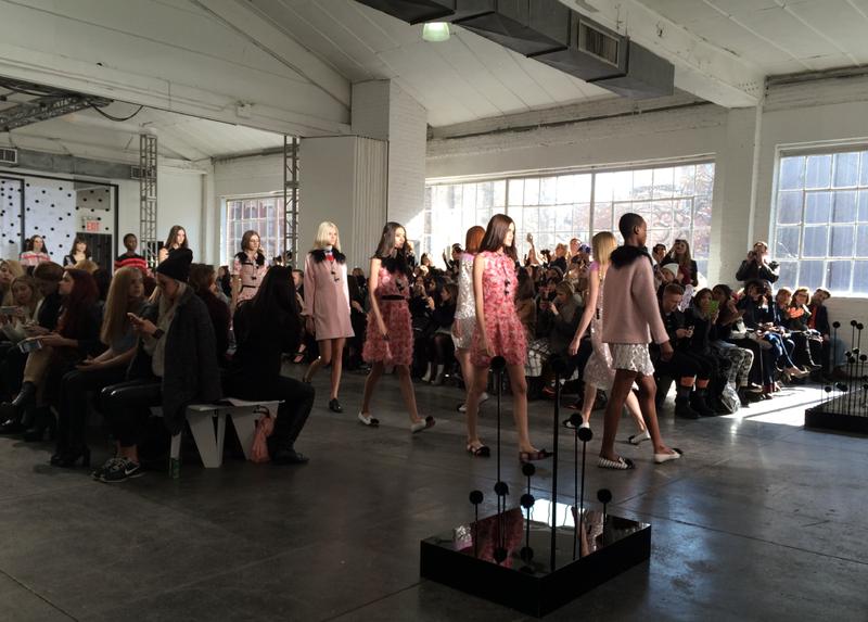 3. Tanya Taylor Fall 2014 on The Fashion Informer