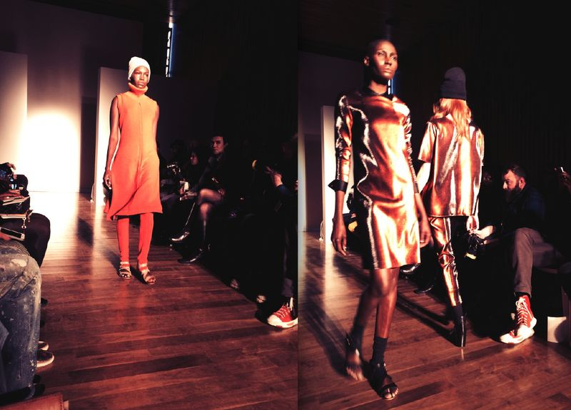 6. Azede Jean-Pierre fall 2014 runway by Lauren David Peden:The Fashion Informer