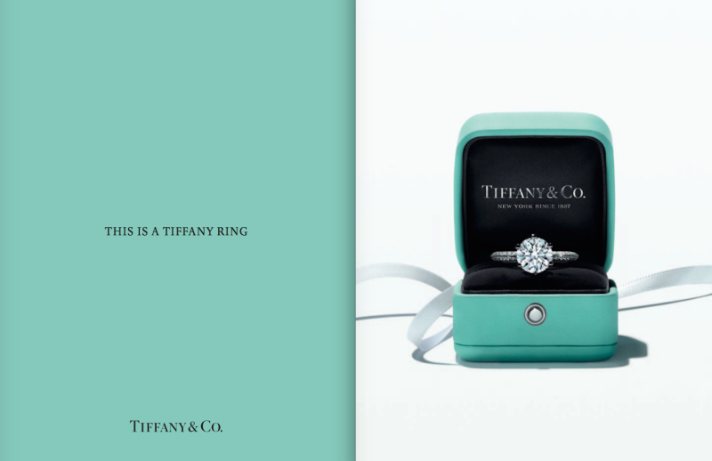 This is a Tiffany Ring  Lauren David Peden