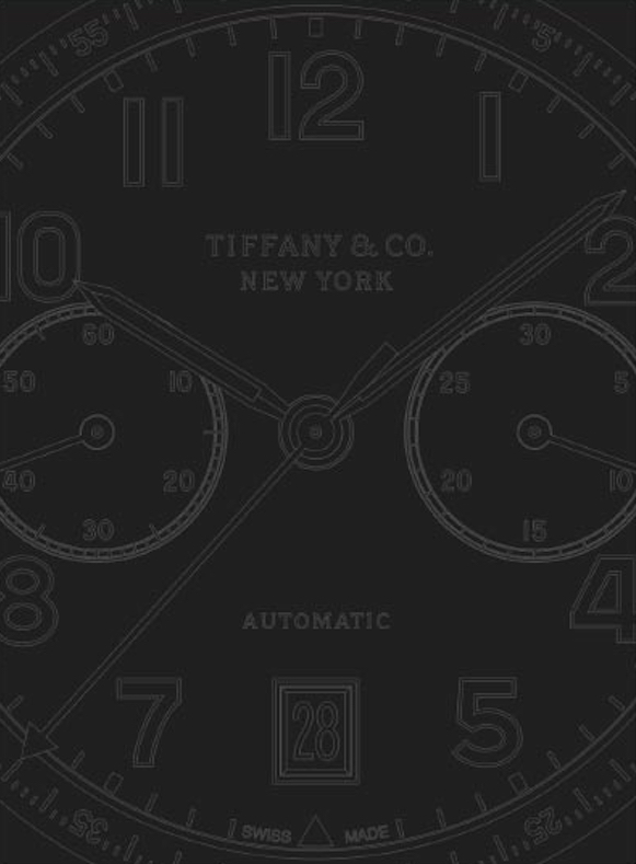 Tiffany & Co. Watch catalogue