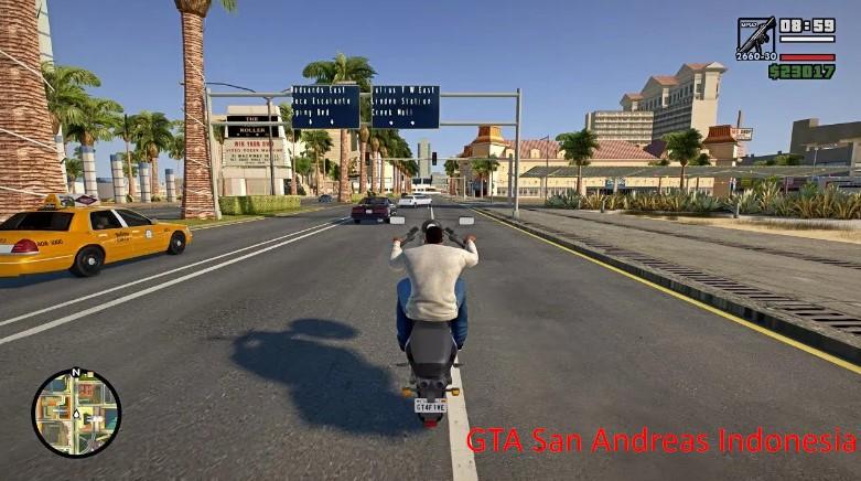GTA San Andreas Indonesia Gratis Terbaru 2021