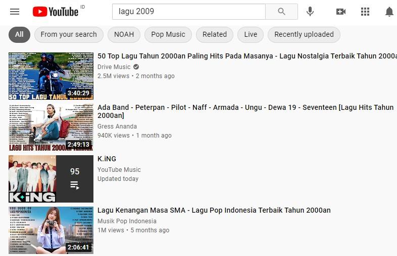 Daftar Youtube Downloader Apk 2021